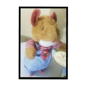 NWT Wilfred Toadflax Mouse from Beatrix Potter